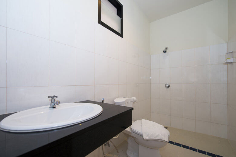 Unit 27 Basic Package Accommodation Bathroom