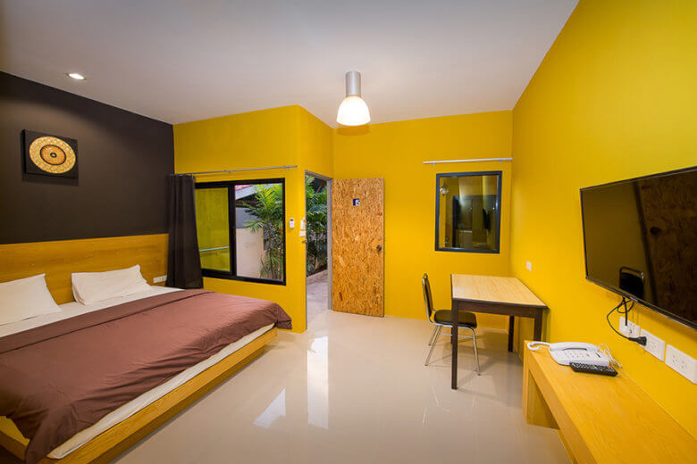 Unit-27 Phuket Thailand Anchan Hostel