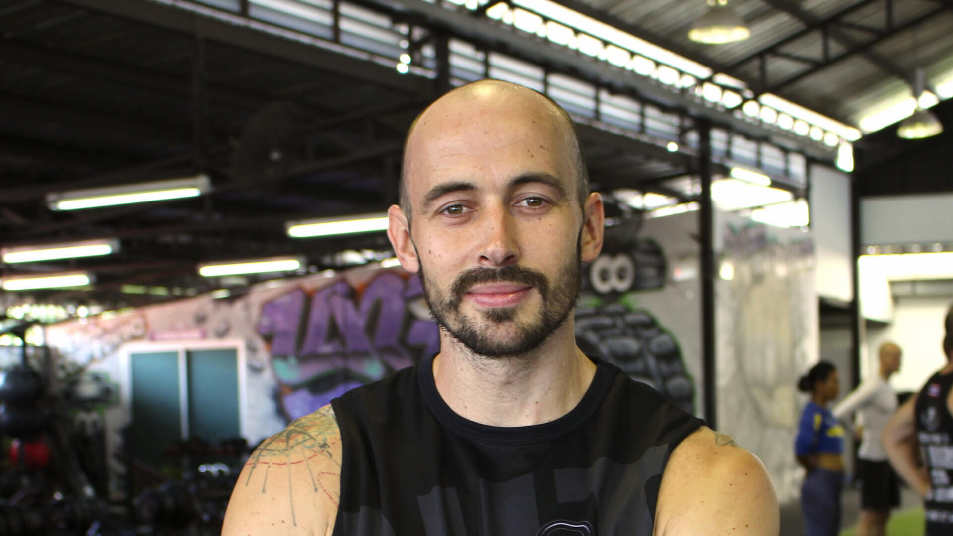 Harry Taylor – S&C Instructor